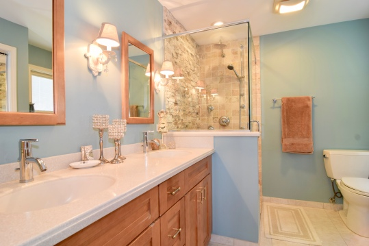 Lakewood master bath after 2