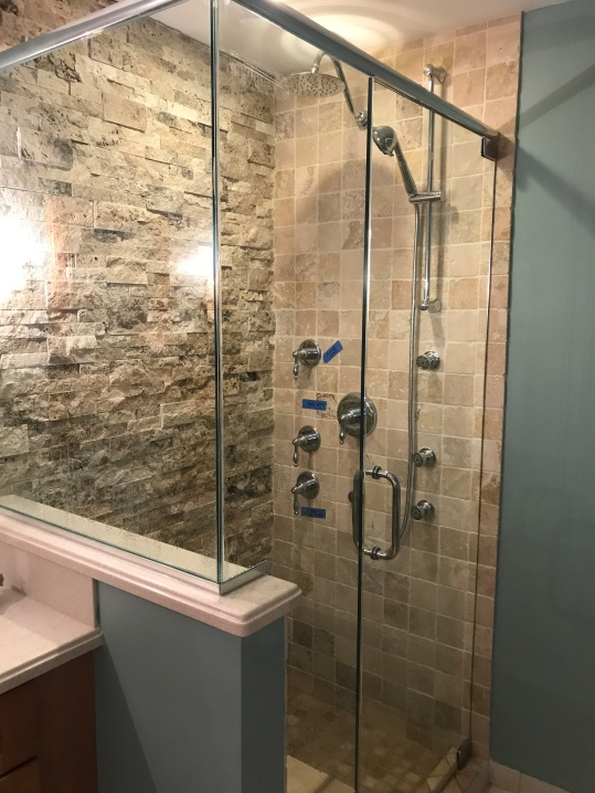 Lakewood master bathroom after 1